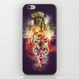Inner Beast  iPhone Skin
