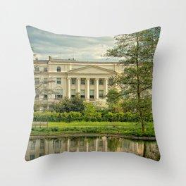 Regent's Park Splendor Throw Pillow