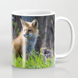 Foxy in the Morning Coffee Mug
