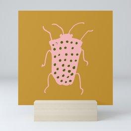 arthropod mustard Mini Art Print