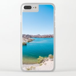 Getaway Clear iPhone Case