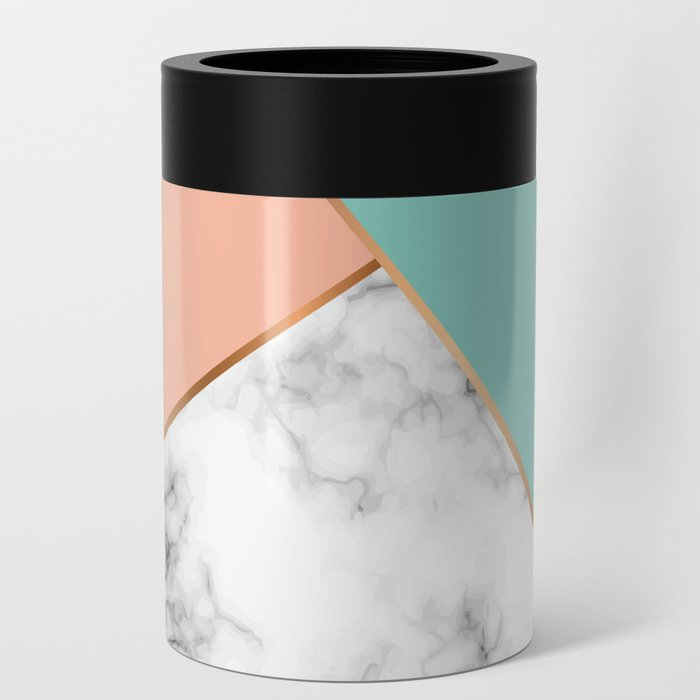 Marble Geometry 056 Can Cooler