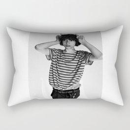 cute finn Rectangular Pillow