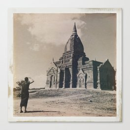 Burmese Memories #8 Canvas Print