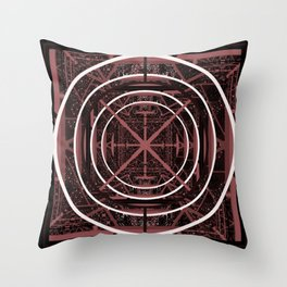 BT 4 Throw Pillow