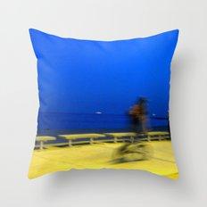AL ANOCHECER Throw Pillow