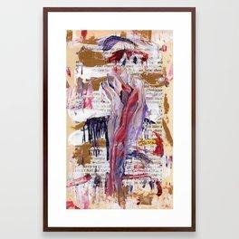 Feelscape 45 Framed Art Print