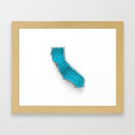 CA-PD-3D Framed Art Print