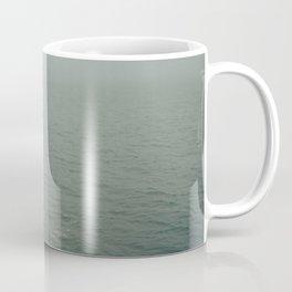 Foggy morning in NYC Coffee Mug