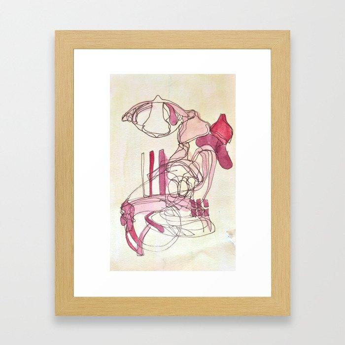 Abstract 2 Framed Art Print