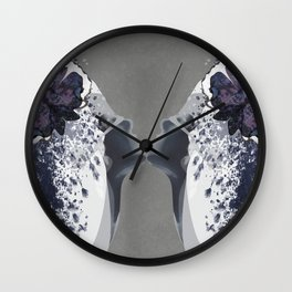 In the Dark Wall Clock