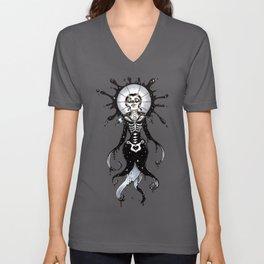 Miss Reaper Unisex V-Neck