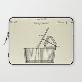 Washing Machine-1964 Laptop Sleeve