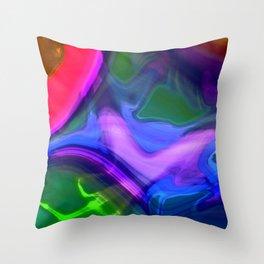 Spark of Imagination Throw Pillow