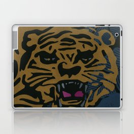 Golden Tiger Laptop & iPad Skin