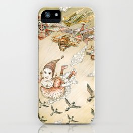 Dream of Flying iPhone Case