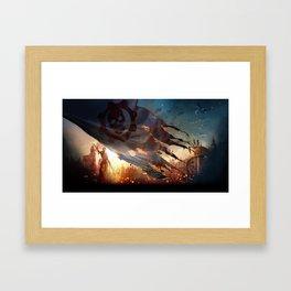Gears Of War 12 Framed Art Print