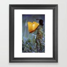 Flower Fairies Framed Art Print