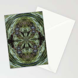 Reflection In A Creek # 2 Stationery Cards