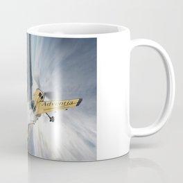 Aerobatic duel Coffee Mug