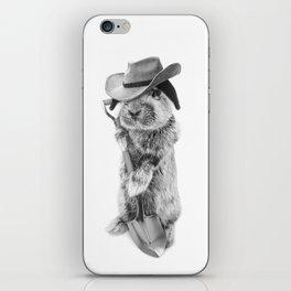 JOHNNY CARRO iPhone Skin