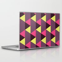 90s Laptop & iPad Skins featuring Was it the 90s by Penguin Crush