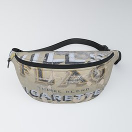 Wills's Flag Fanny Pack