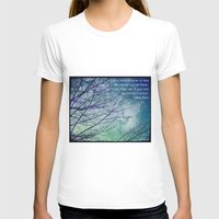 poem T-shirts featuring Favorite Poem... by Julia Kovtunyak