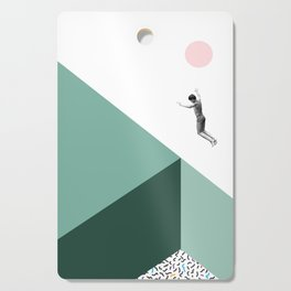 Minimal. Modern. Concept Art. Cutting Board