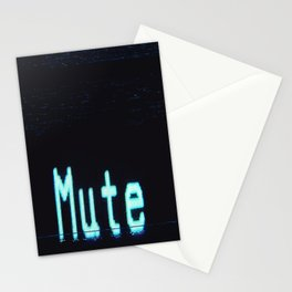 mutesort Stationery Cards