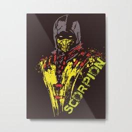 scorpion mk Metal Print