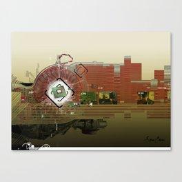 DevGamer Canvas Print