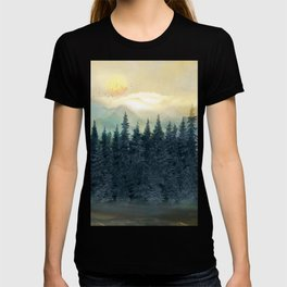 Forest Under the Sunset II T-shirt