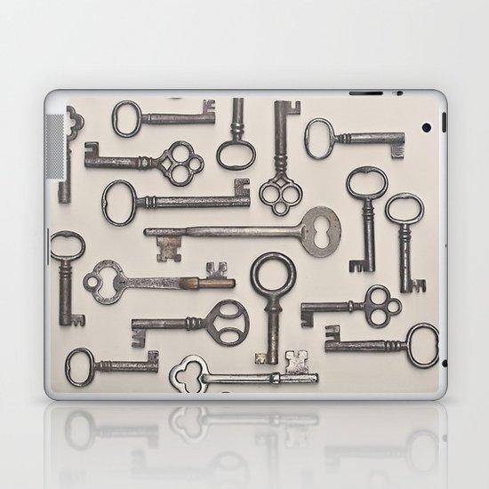 Labyrinth (Grey Version) Laptop & iPad Skin
