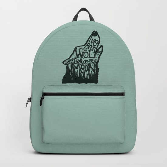 The Wolf Backpack