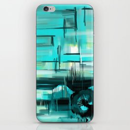 Searching (Abstract) iPhone Skin