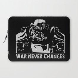 Fallout 3 War Never Changes Laptop Sleeve
