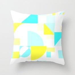 Fresh Bauhaus Throw Pillow