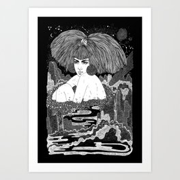 Under Your Spell Art Print