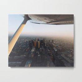 Los Angeles sunsets Metal Print