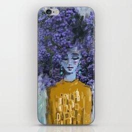 California Lilac iPhone Skin