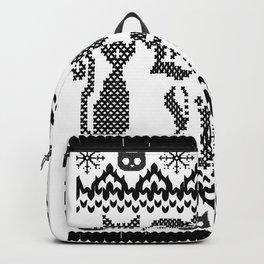 Thug Life Cat Backpack