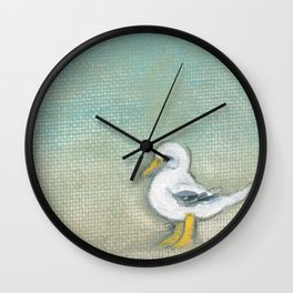 Sea Rat Wall Clock