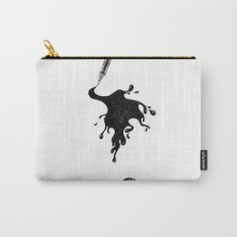 Inkblot Carry-All Pouch