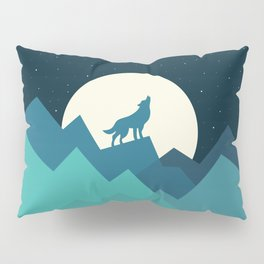 Keep The Wild In You Pillow Sham
