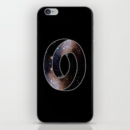 The Universe Cycle iPhone Skin