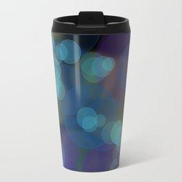 Pacific night bubbles Travel Mug