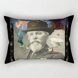 Odd Scientist Rectangular Pillow