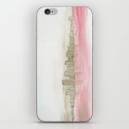 Soft City iPhone Skin