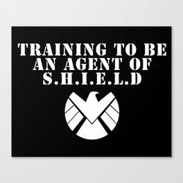 Agent of S.H.I.E.L.D V2 Canvas Print